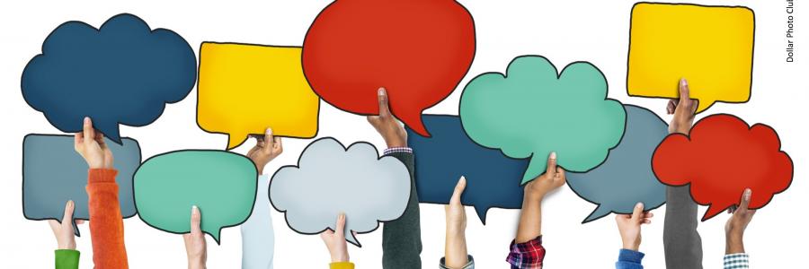 Comunicação e expressão: competências mais exigidas